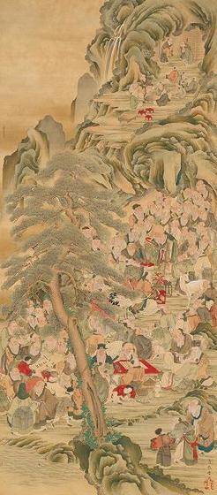 【終了しました】花園大学歴史博物館2019年度秋季企画展 東海の名刹奥山方広寺