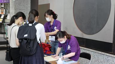 8月7日(土)、8日(日)オープンキャンパスレポート