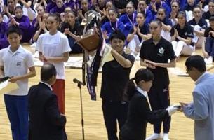 第69回全日本学生新体操選手権個人総合で小川晃平さんが優勝!