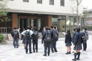 京都両洋高等学校キャンパスツアー3