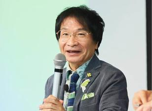 発達教育学部開設記念フォーラムにて尾木直樹氏[尾木ママ]が講演