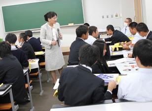 ようこそ!滋賀県立北大津高等学校のみなさん