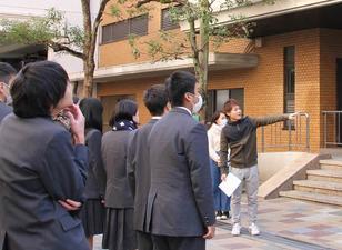 ようこそ!滋賀県立甲南高等学校のみなさん