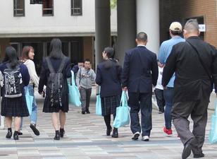 ようこそ!近江高等学校のみなさん