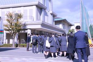 ようこそ! 滋賀県立甲南高等学校のみなさん